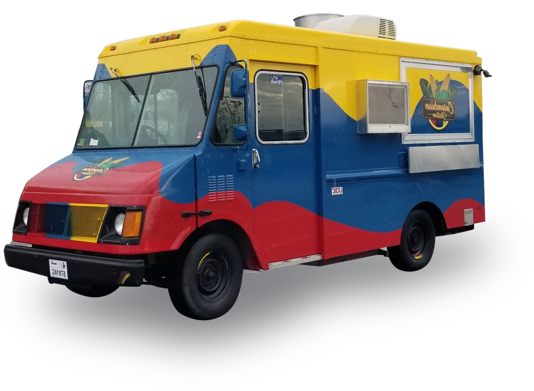 Food Truck - Colombian Station USA